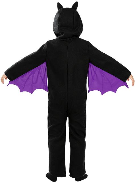 Disfraz de Murciélago para niños