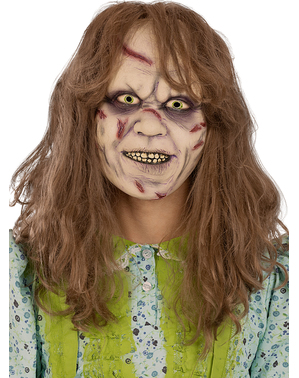 Girl from the Exorcist Mask