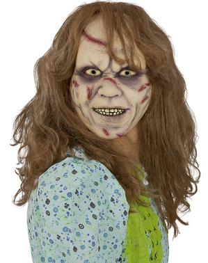 Máscara de la niña del Exorcista