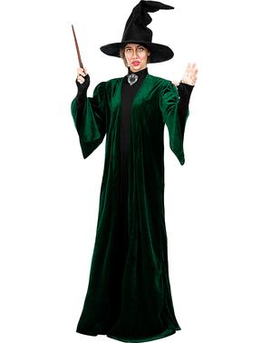 Kostým profesorka McGonagallová - Harry Potter