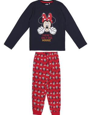 Pijama Minnie para niña