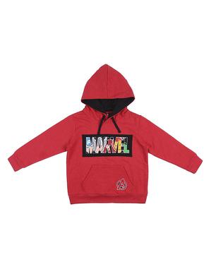 Marvel Logo Sweatshirt für Jungen