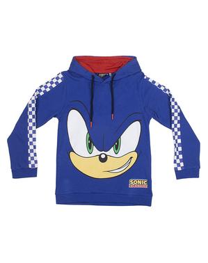 Sudadera Sonic para niño