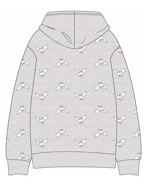 Sweatshirt Howgarts cinzento para meninos - Harry Potter