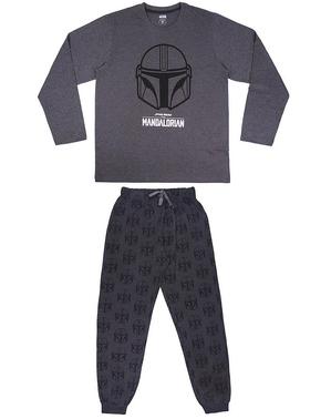 Mandalorian pyjama aikuisille