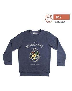 Sweatshirt Hogwarts para meninos - Harry Potter