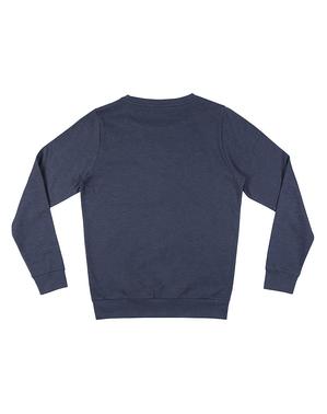 Sweatshirt Hogwarts blå för vuxen - Harry Potter