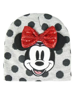 Minnie Mütze für Mädchen