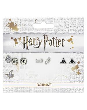 Set de pendientes Harry Potter