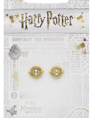Pendientes Giratiempo - Harry Potter