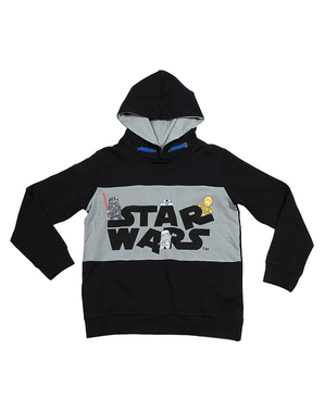 Sudadera Star Wars para niño