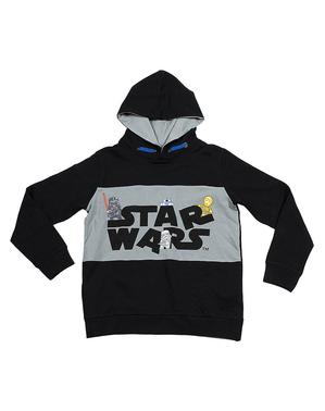 Sweatshirt Star Wars para menino