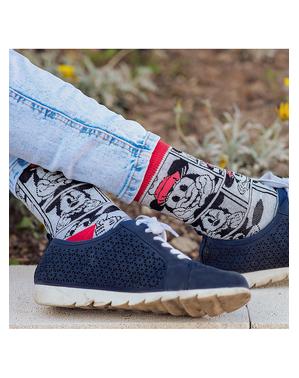 Pak van 3 Minnie-sokken