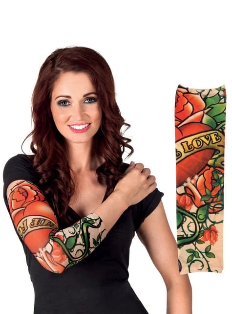 Manga con tatuajes