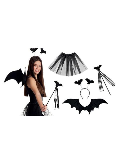 Kit de murciélago coqueto para mujer - mujer