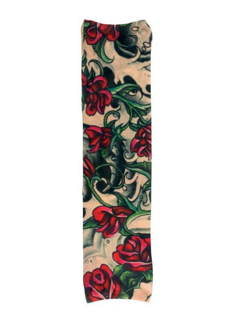 Odjeća za ruže za tetoviranje ruža za odrasle