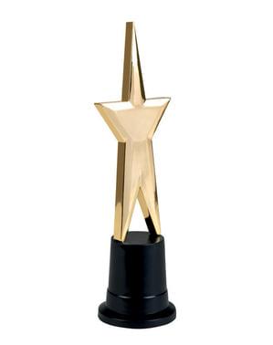 Nagroda złota gwiazda