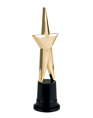 Premio de estrella dorada