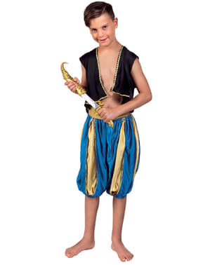 Arabisk guldfarvet daggert