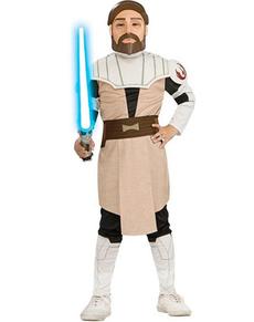 Costume d'Obi-Wan Kenobi garçon