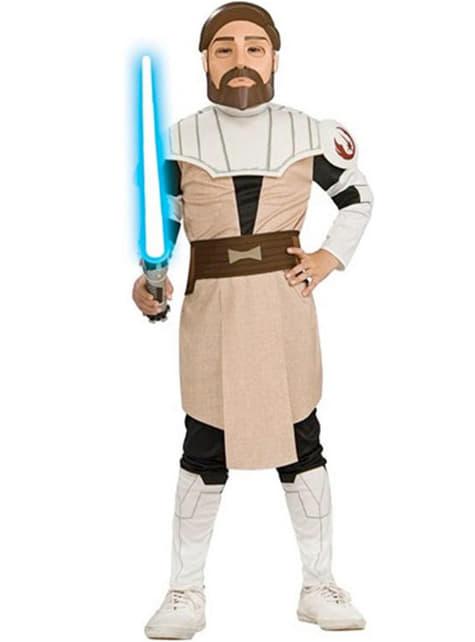 Obi Wan Kenobi Maskeraddräkt Barn