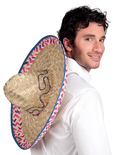 Odznaczający się kapelusz meksykański dla dorosłych
