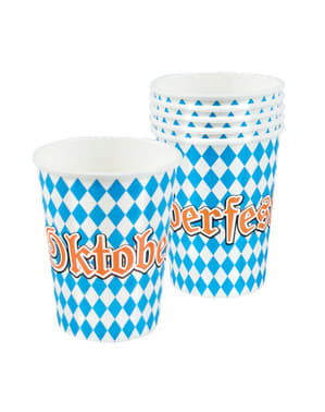 6 Oktoberfest Cups