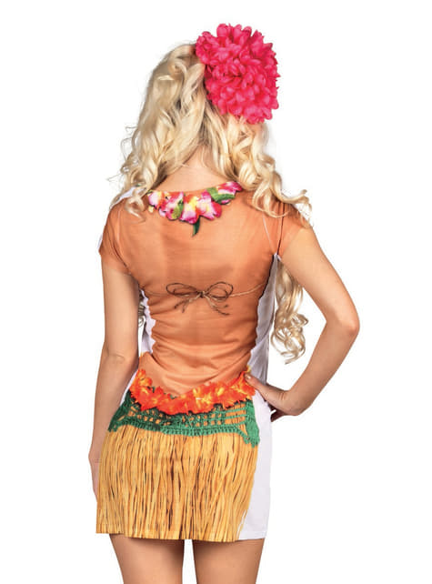 Women's Hawaiian T-shirt