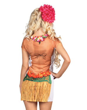 Camisola de havaiana para mulher
