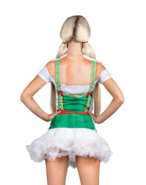 Oktoberfest bluse til kvinder