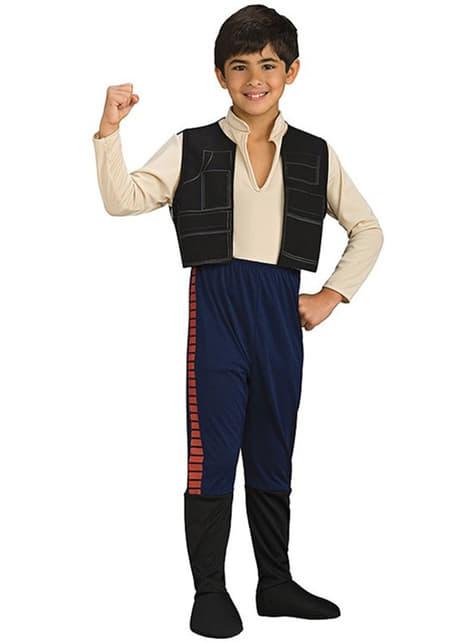 Han Solo kostuum voor kinderen
