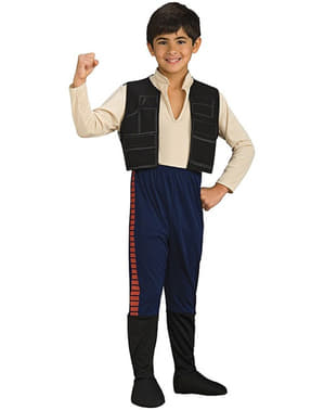 Han Solo Maskeraddräkt Barn
