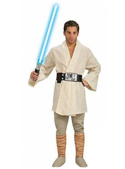 Luke Skywalker Deluxe Maskeraddräkt Vuxen