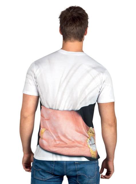 Camiseta de trabajador bajo presión para hombre - hombre