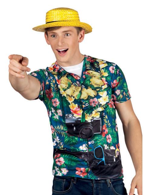 Men's Curious Tourist T-shirt