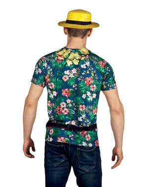 חולצת טריקו תייר סקרן גברים