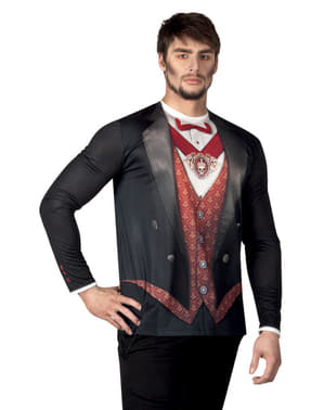 Miesten vampyyri t-paita