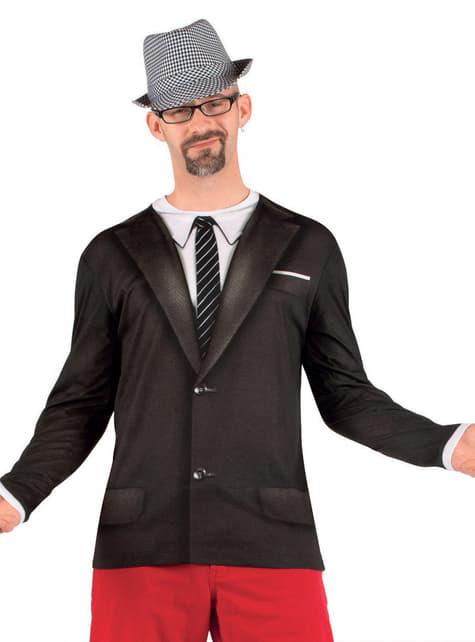 Camiseta de gángster años 20 para hombre - hombre