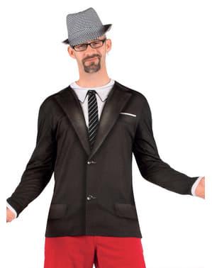 Tricou gangster anii 20 pentru bărbat