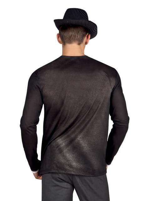 Maglietta da gangster anni 20 per uomo