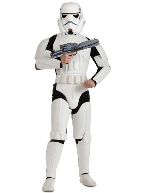 תלבושות למבוגרים stormtrooper דלוקס