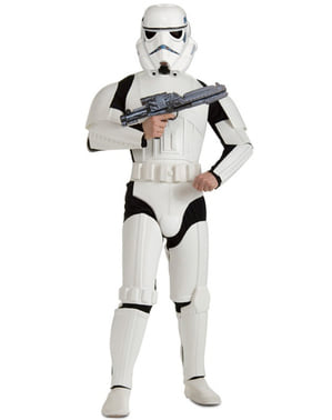 Deluxe Stormtrooper Adult Costume