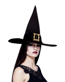Cappello da strega classico con fibbia per ...  class
