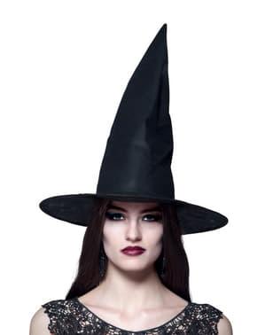 Pălărie de vrăjitoare clasică pentru femeie