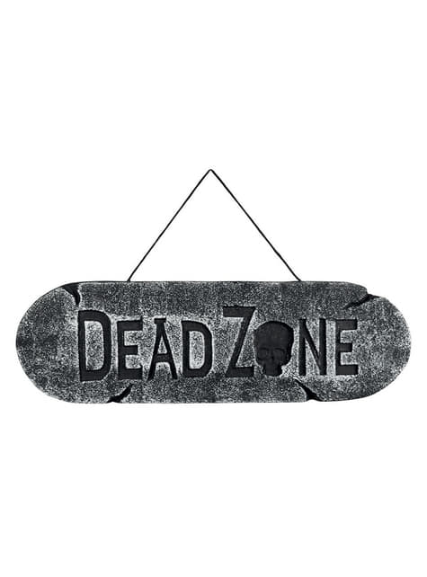 Cartel decorativo de Dead Zone