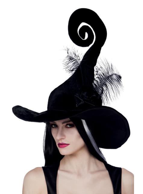 Sombrero de bruja innovadora para mujer