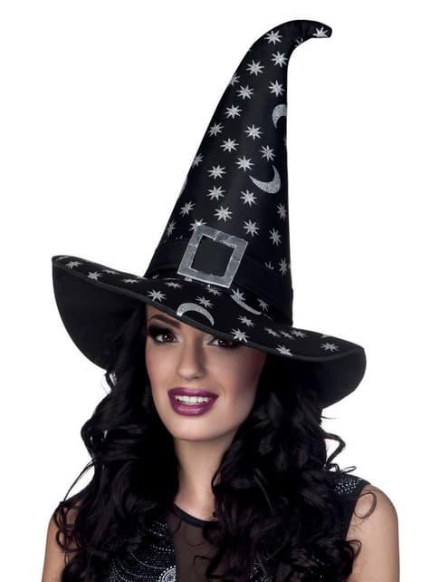 Pălărie de vrăjitoare a galaxiei pentru femeie
