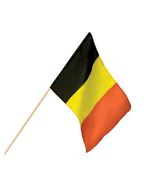 Flaga do ręki Belgia