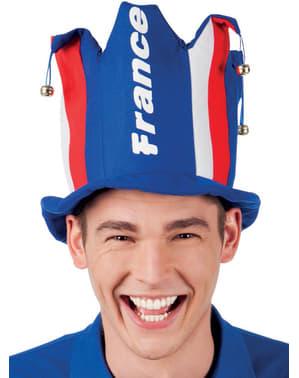 Vive La France Hut für Erwachsene