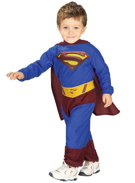 Déguisement de Superman Returns pour bébé